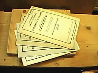4 Sonderdrucke aus: Zeitschrift der Savigny-Stiftung für: Th., Mayer-Maly. u.a.