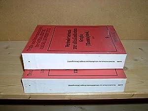 Verbwörterbuch zur altisländischen Gragas (Konungsbok). (= Texte: Beck, Heinrich (Hg.).