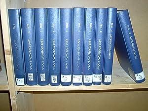 Sprachwissenschaft [Zeitschrift].: Schützeichel, Rudolf / Kolb, Herbert / Matzel, Klaus (Hg.).