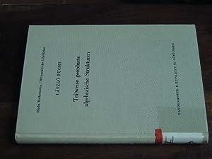 Teilweise geordnete algebraische Strukturen. (= Studia mathematica.: Fuchs, László: