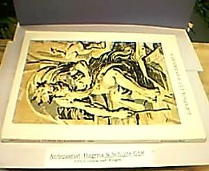 Graphik des Manierismus, raffaelisch-michelangelesk, im Kupferstichkabinett Basel.: Tanner, Paul (Ausstellung