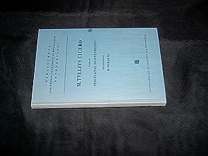 M. Tulli Ciceronis Scripta quae manserunt omnia.: Marcus Tullius Cicero.