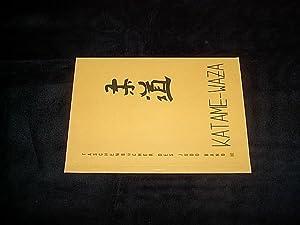 Katame-Waza. 30 Bodengriffe und Kuatsu. (= Taschenbücher: Weinmann, Wolfgang.