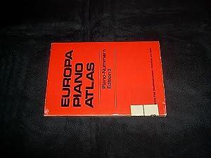 Piano-Nummern deutscher, europäischer und überseeischer Instrumente. Klaviere: Herzog, H.K. (Bearbeiter).