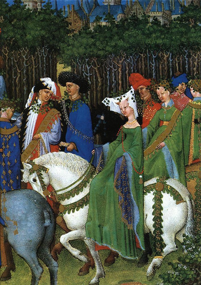 Die Très Riches Heures des Jean Duc: Jean Duc de