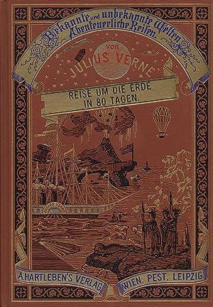 Bekannte und unbekannte Welten.: Jules Verne