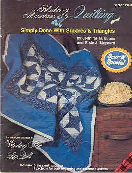 Simply Done with Squares & Triangles: Jennifer M Evans,