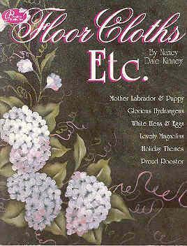 Floor Cloths Etc.: Nancy Dale Kinney