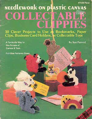 Collectable Clippies: Sue Penrod
