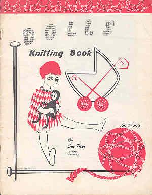 Dolls Knitting Book: Sue Peck