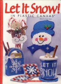 Let It Snow! in Plastic Canvas: Laura Scott
