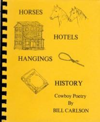 Horses Hotels Hanging History Cowboy Poetry