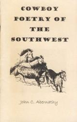 Cowboy Poetry of the Southwest