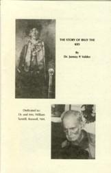 The Story of Billy the Kid: Dr. Jannay P