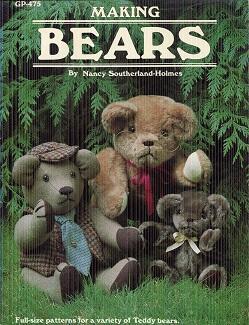 Making Bears GP-475: Nancy Southerland-Holmes