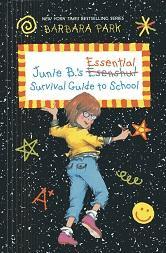 Junie B.'s Essential Survival Guide to School: Barbara Park