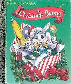 The Christmas Bunny (Little Golden Bks.): Golden Books Staff