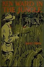 Ken Ward in the Jungle Thrilling Adventures: Zane Grey