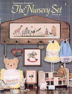 The Nursery Set Arrival #1: Joyce B. Drenth