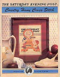 The Saturday Evening Post Country Home Cross