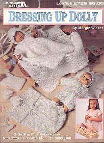 Dressing Up Dolly: Margie Wicker