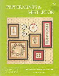 Peppermints & Mistletoe: Lynn Waters Busa
