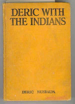 Deric With The Indians: Deric Nusbaum