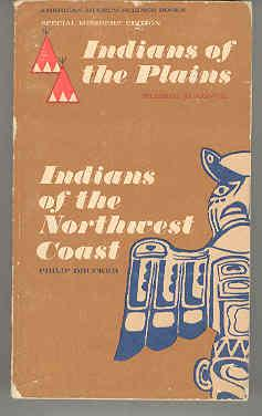 Indians of the Plains, Indians of the: Robert H Lowie,