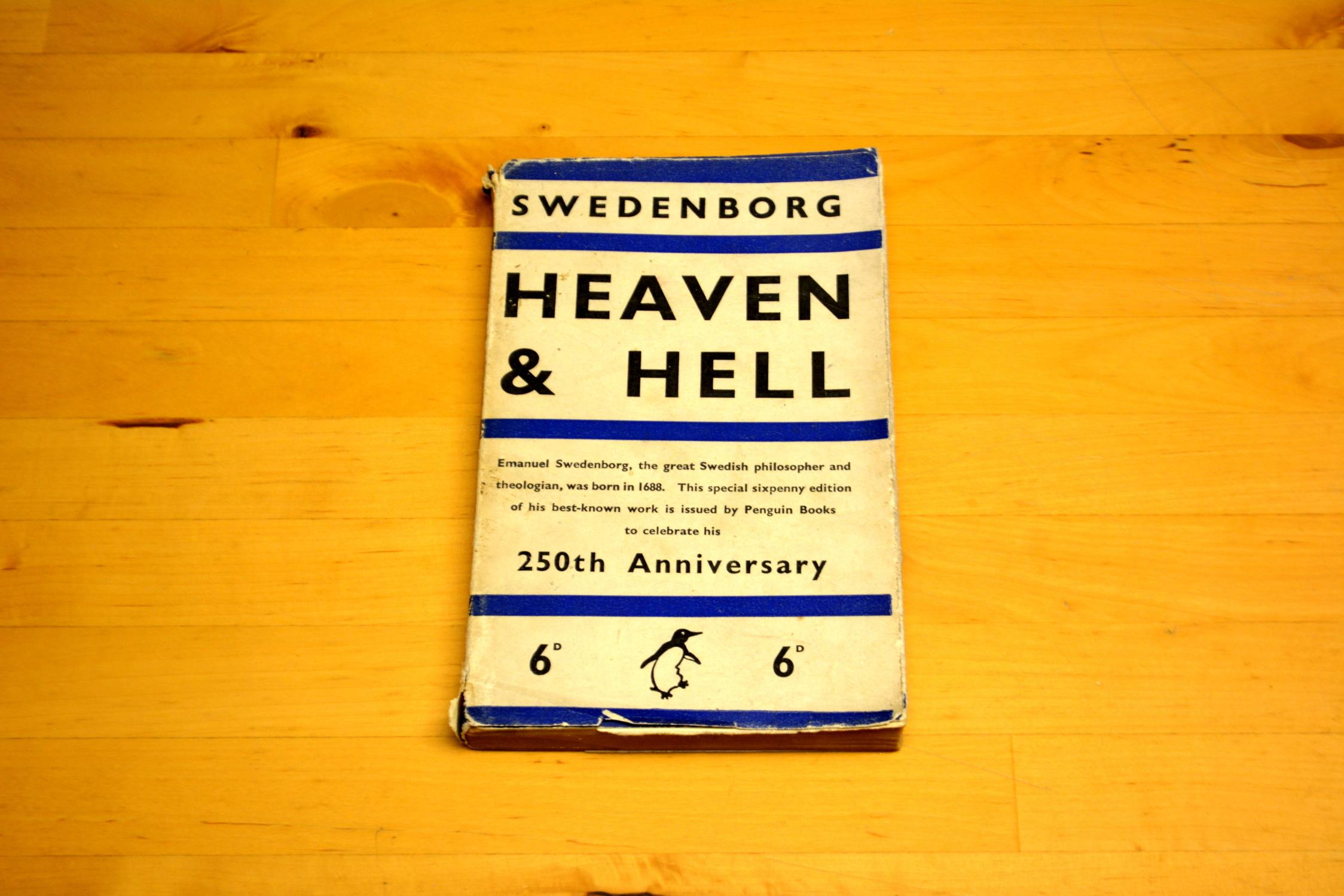 Heaven and its Wonders and Hell from Things Heard and Seen - Emanuel Swedenborg