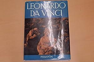 Leonardo da Vinci: Life and work, paintings: Goldscheider, Ludwig