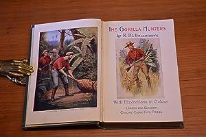 The Gorilla Hunters: Balantyne, R. M.