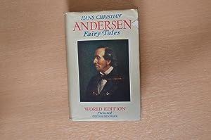 HANS CHRISTIAN ANDERSEN FAIRY TALES (WORLD EDITION): HANS CHRISTIAN ANDERSEN