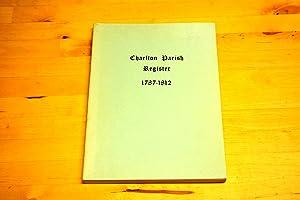 Charlton Parish Register 1787-1812: Francis Ward
