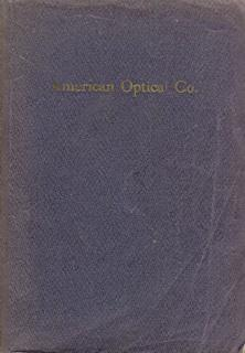 Spencer Scientific Instruments Complete Catalog with separate: American Optical Company