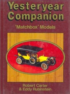 Yesteryear Companion. Matchbox Models