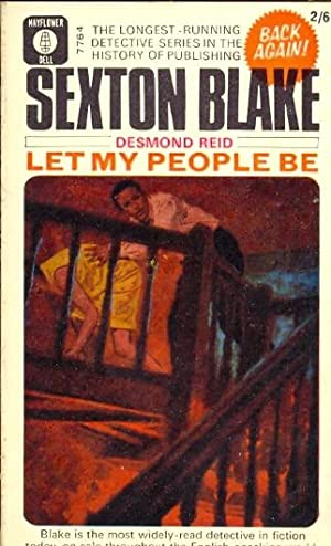 Let My People Be. Sexton Blake Library 5th Series No. 2