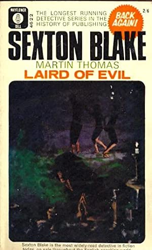 Laird of Evil. Sexton Blake Library 5th Series No. 3