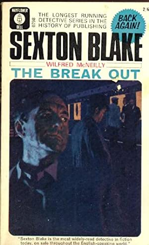 The Break Out. Sexton Blake Library 5th Series No. 4
