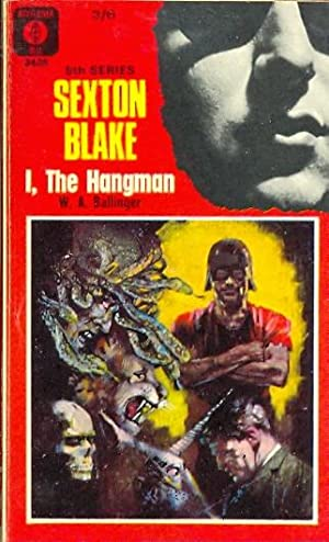 I, the Hangman. Sexton Blake Library 5th Series No. 13