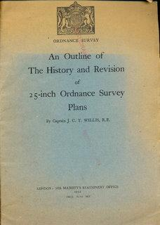 An Outline of the History and Revision of 25-inch Ordnance Survey Plans