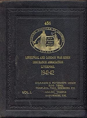Lloyd's Register of Shipping. Steamers and Motorships Under 300 Tons, Trawlers, Tugs, Dredgers, &...