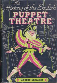 The History of the English Puppet Theatre