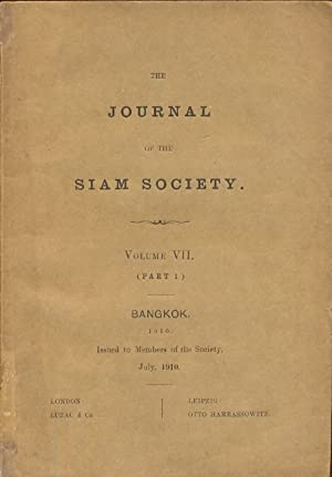 Jeremias Van Vliet's Description of the Kingdom of Siam