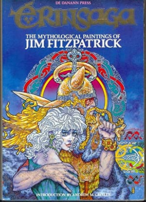 Erinsaga. The Mythological Paintings of Jim Fitzpatrick