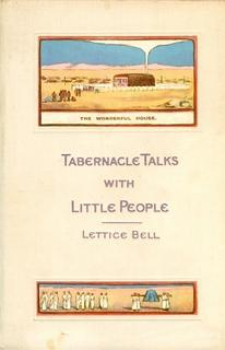 Tabernacle Talks with Little People, with eight outline illustrations for Colouring [ not yet col...