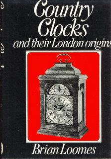 Country Clocks and Their London Origins