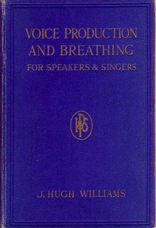 Voice Production and Breathing for Speakers and Fundamental Studies for Singers