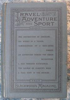 Travel, Adventure and Sport from Blackwood's Magazine - Volume 5 [ Vol. V ]