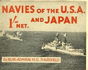 Navies of the U.S.A. and Japan