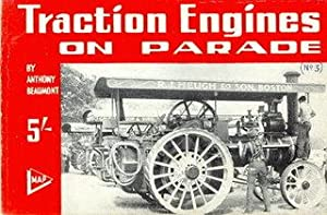 Traction Engine on Parade